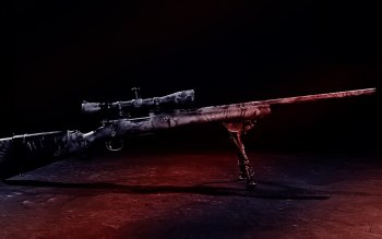 Weapons - Sniper Rifle Wallpapers and Backgrounds
