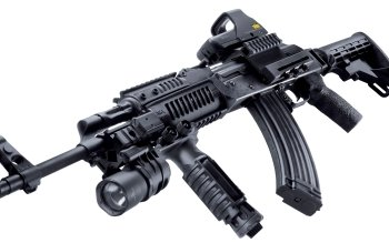 Weapons - Assault Rifle Wallpapers and Backgrounds ID : 244276