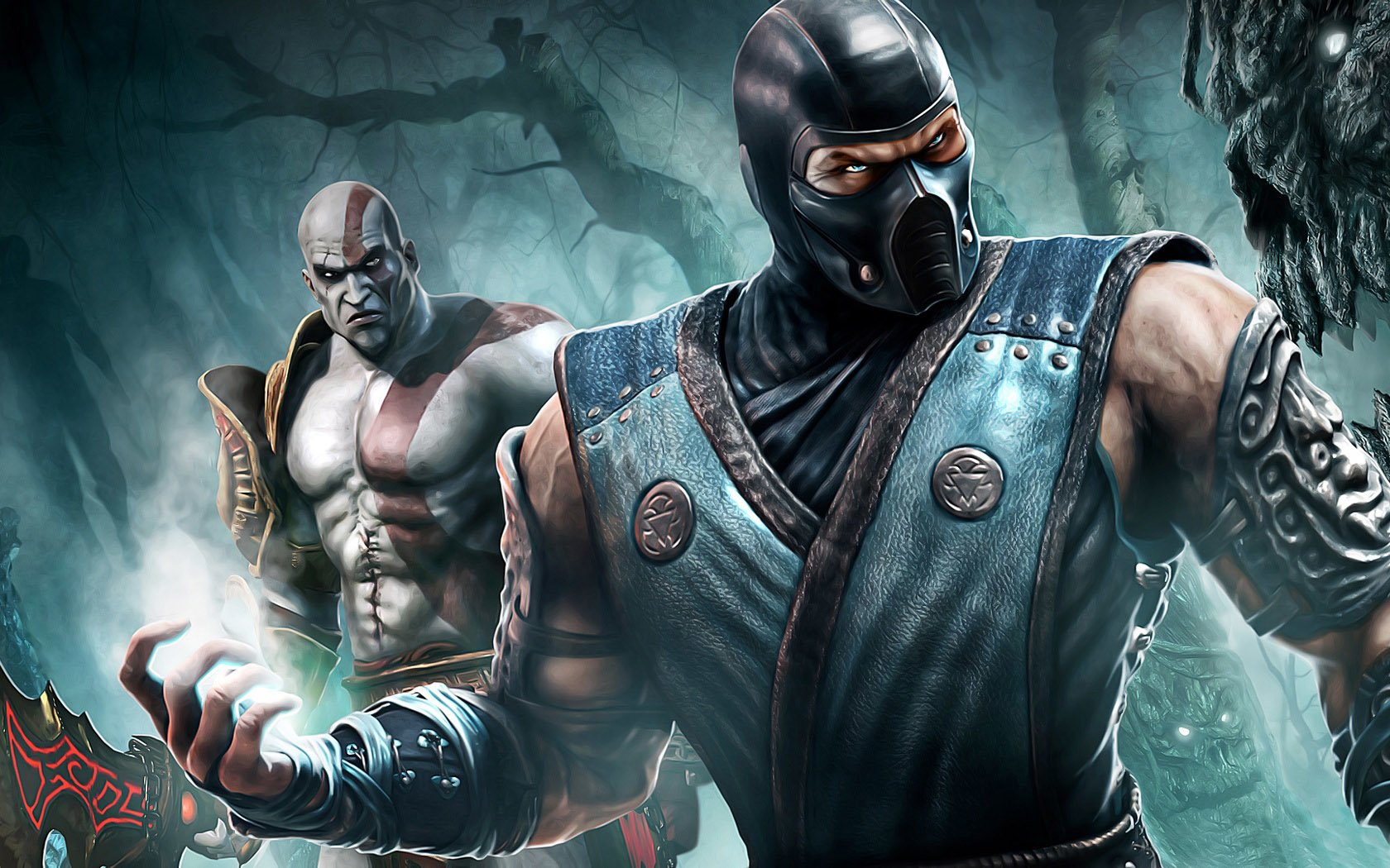 222 Mortal Kombat Hd Wallpapers Background Images Wallpaper Abyss