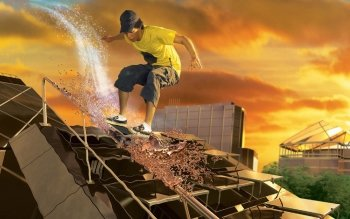 Sports - Skateboarding Wallpapers and Backgrounds ID : 245568
