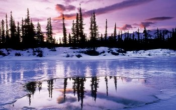 Earth - Winter Wallpapers and Backgrounds ID : 24564