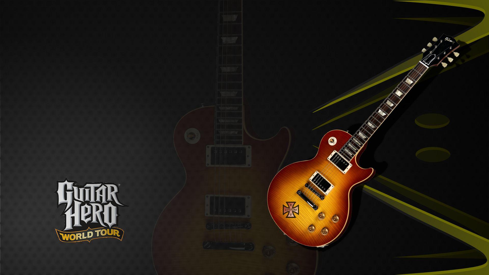 Guitar hero computer wallpapers desktop backgrounds 1920x1080 id 246544 - Guitar hero 3 hd ...