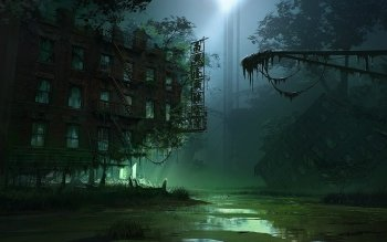 Sci Fi - Post Apocalyptic Wallpapers and Backgrounds ID : 246304
