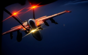 Military - McDonnell Douglas F/A-18 Hornet Wallpapers and Backgrounds ID : 246324