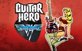 Computerspiel - Guitar Hero Wallpapers and Backgrounds ID : 246558