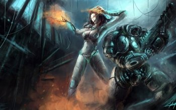 Video Game - Starcraft Wallpapers and Backgrounds ID : 246564