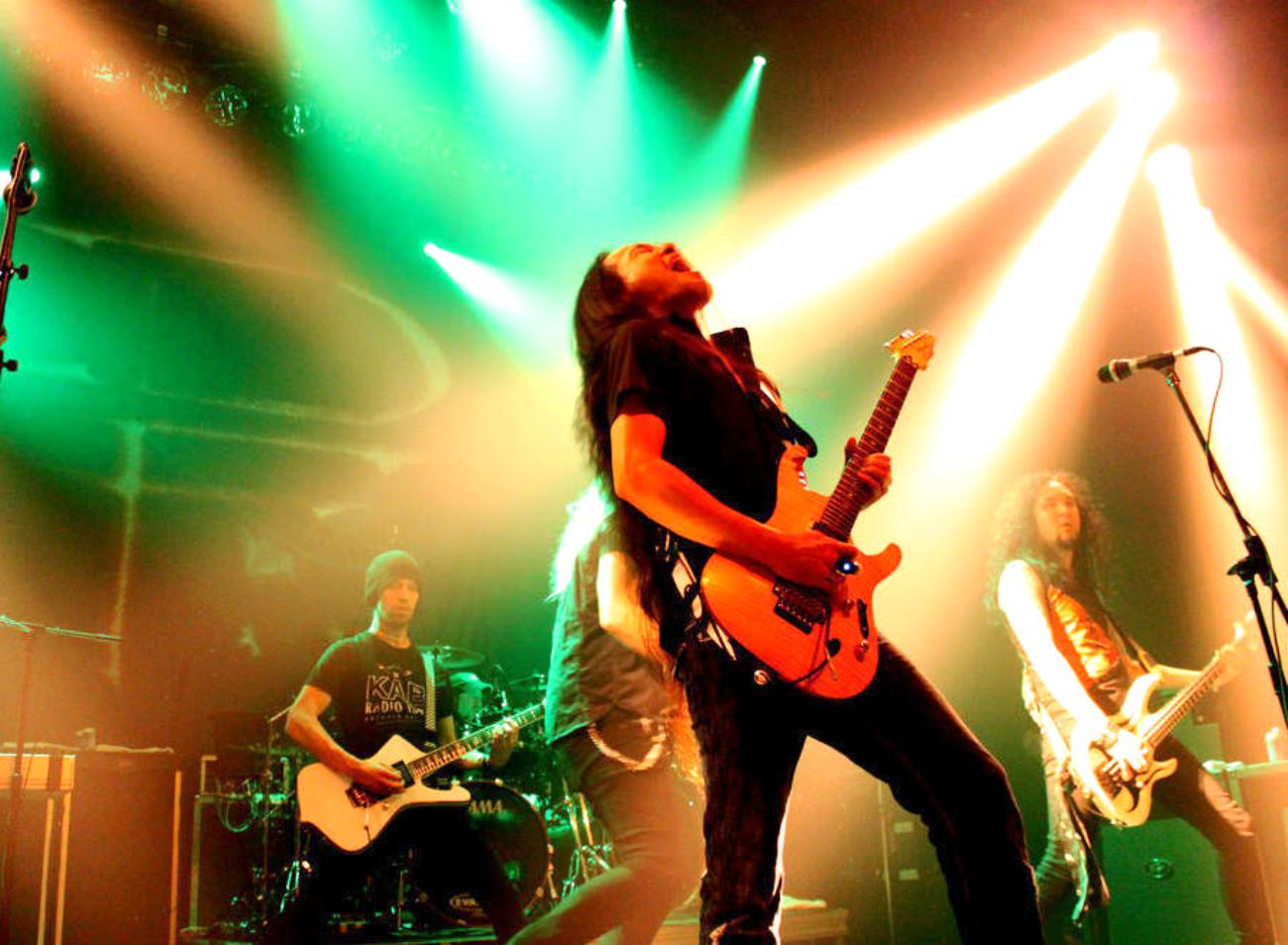 Dragonforce Live Wallpaper And Background Image