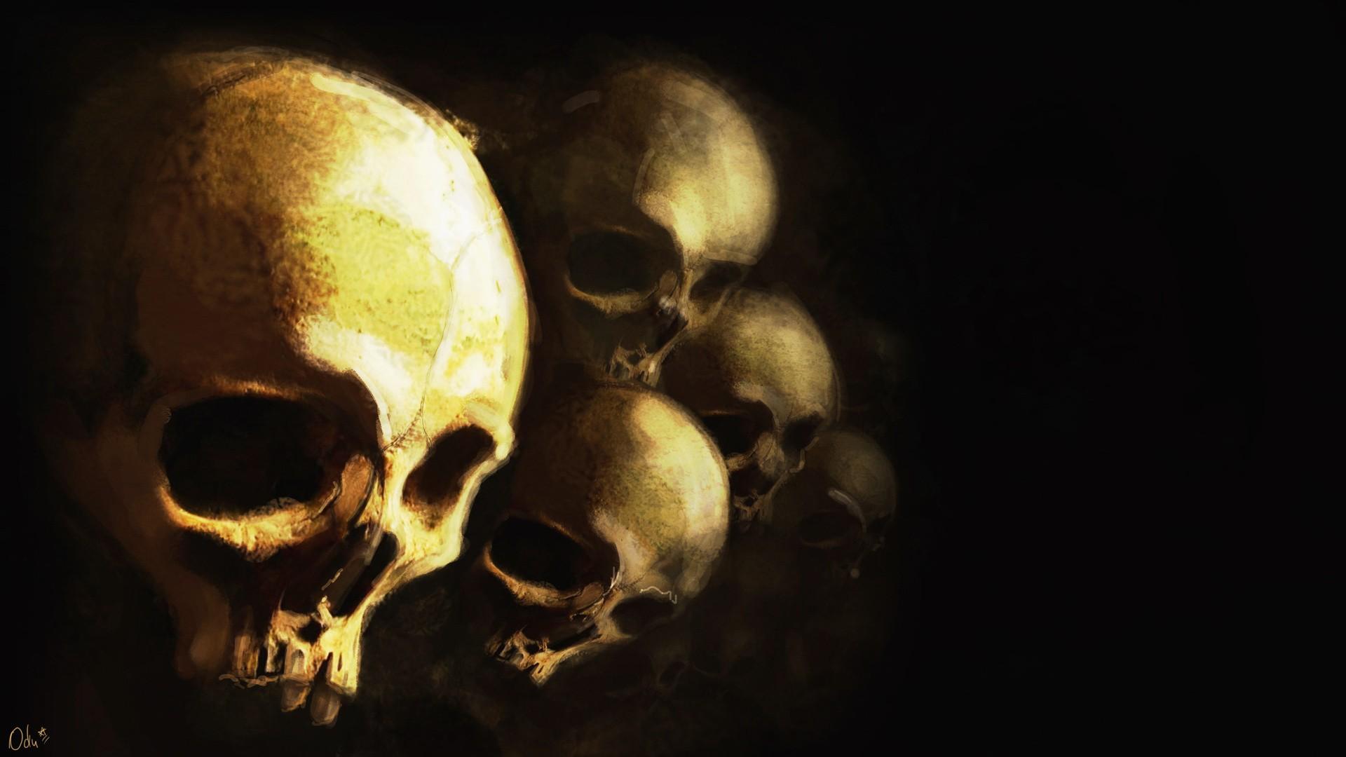 download wallpapers 2560x1600 skulls - photo #22