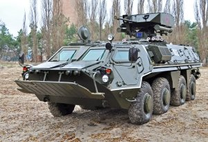 Preview Military - Armoured Personnel Carrier Art