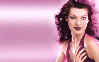 Celebrity - Milla Jovovich Wallpapers and Backgrounds ID : 248356