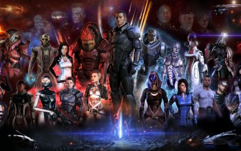 Video Game - Mass Effect Wallpapers and Backgrounds ID : 248376