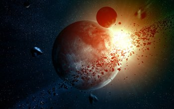 Science-Fiction - Planet Wallpapers and Backgrounds ID : 24848
