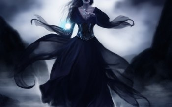 Dark - Witch Wallpapers and Backgrounds ID : 248614