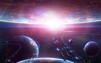 Sci Fi - Artistic Wallpapers and Backgrounds ID : 249016