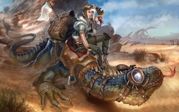 Sci Fi - Steampunk Wallpapers and Backgrounds ID : 249208
