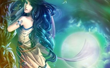Fantasy - Women Wallpapers and Backgrounds ID : 249456