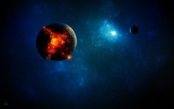 Science-Fiction - Planeten Wallpapers and Backgrounds ID : 249556