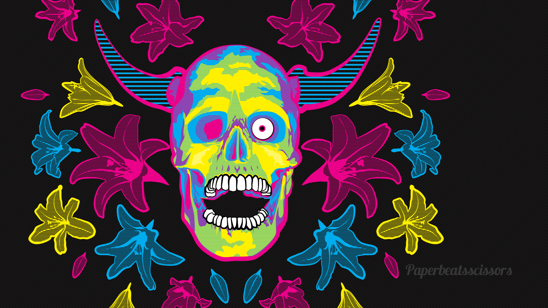 Psychedelic Hd Wallpaper Background Image 1920x1080