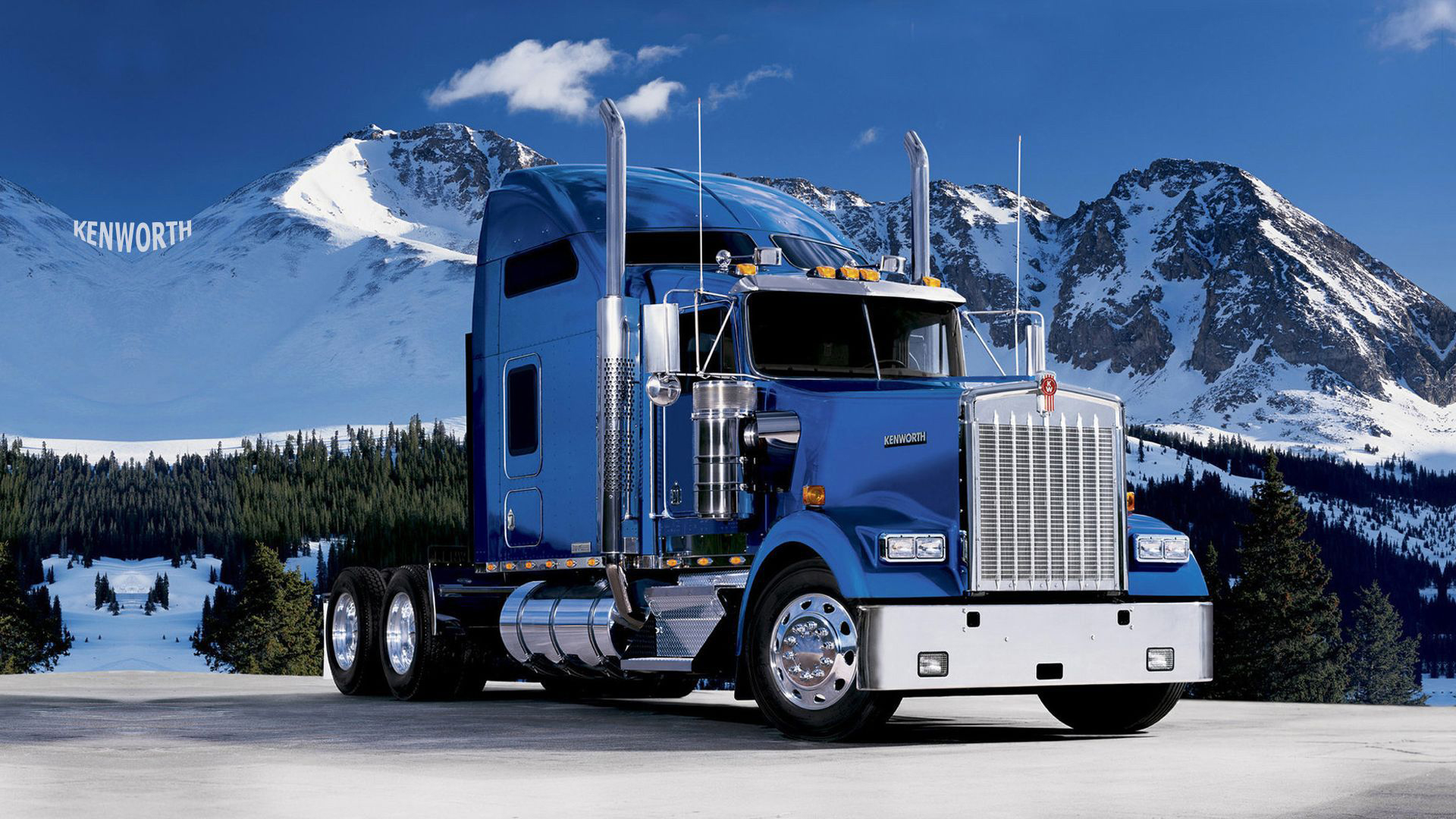 Kenworth Full Hd Wallpaper And Background Image