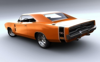 Vehicles - 1969 Dodge Charger Rt Wallpapers and Backgrounds ID : 2506