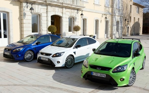 Vehicles Ford Focus RS HD Wallpaper   Background Image