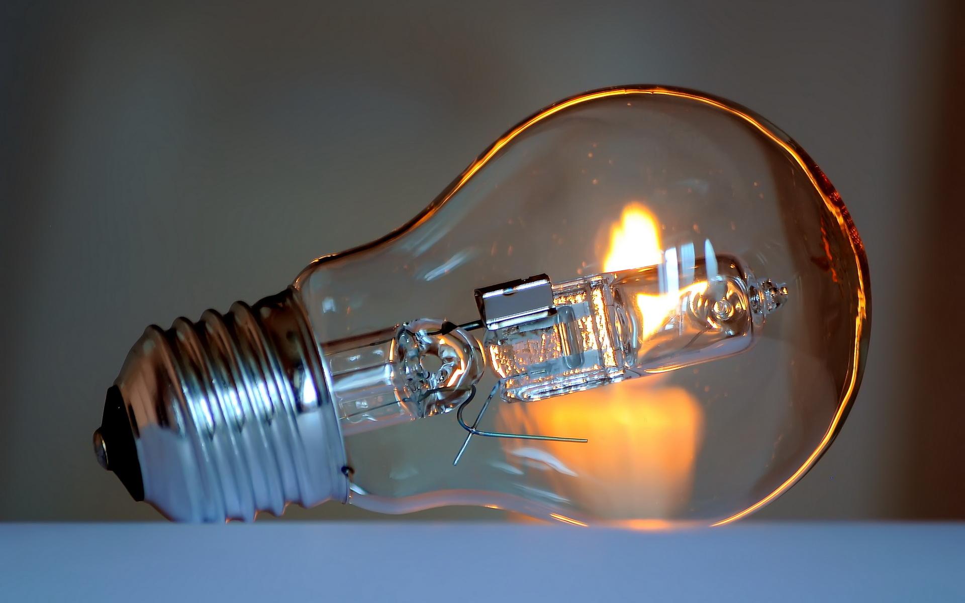 light bulb computer wallpapers desktop backgrounds