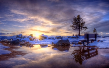 Earth - Winter Wallpapers and Backgrounds ID : 251124