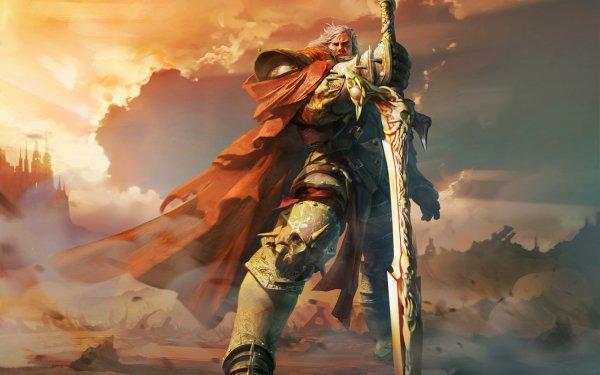 Fantasy Warrior Sword God Zeus Mythology HD Wallpaper   Background Image
