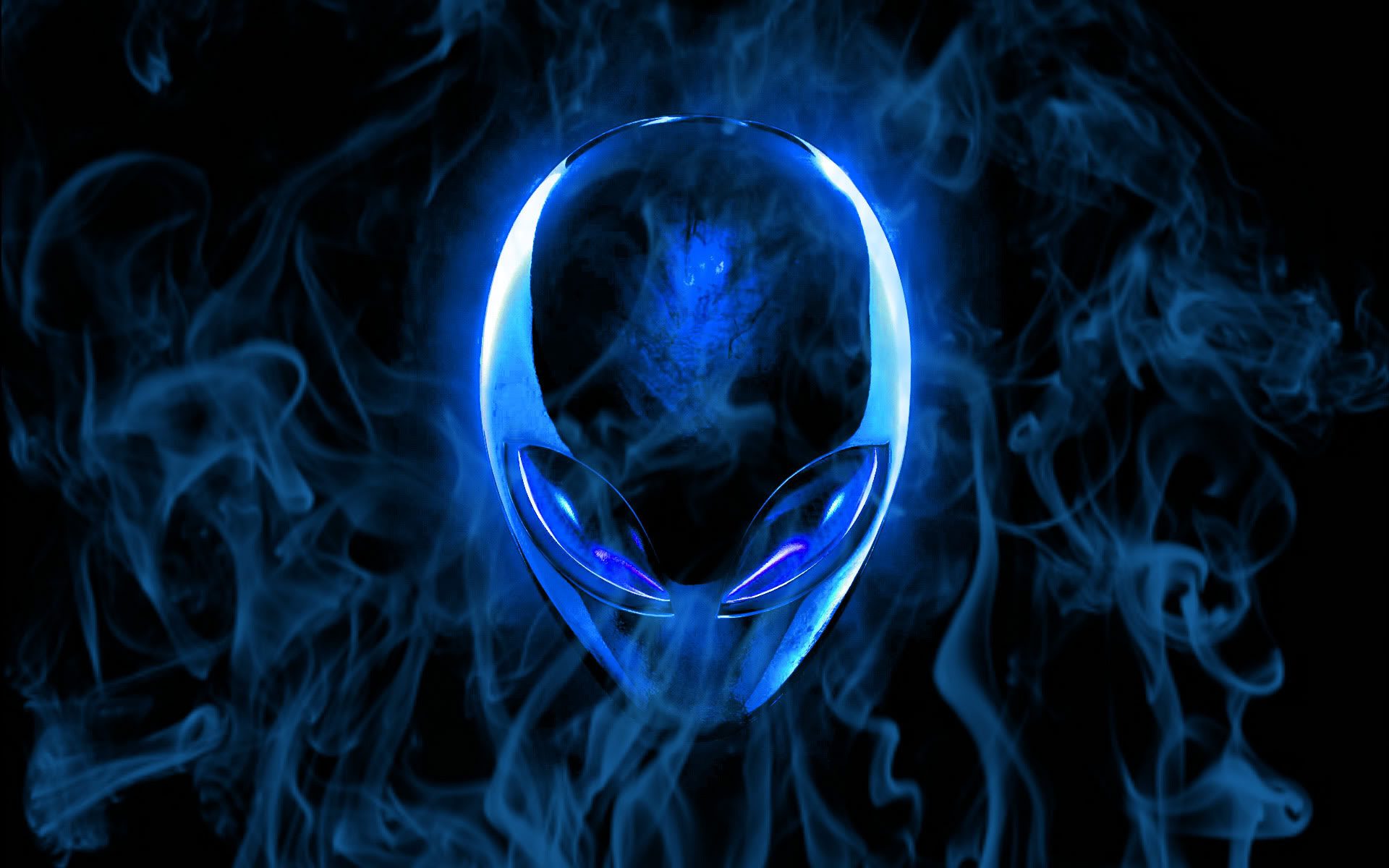 Alienware smoke