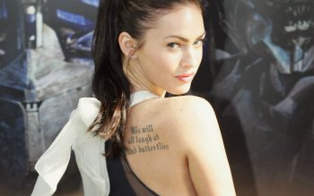 Celebrity - Megan Fox Wallpapers and Backgrounds ID : 25216