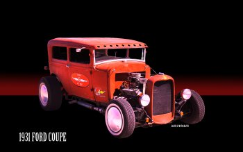 Vehicles - 1931 Ford Coupe Wallpapers and Backgrounds ID : 252628
