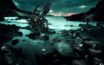 Sci Fi - Dark Wallpapers and Backgrounds ID : 252858