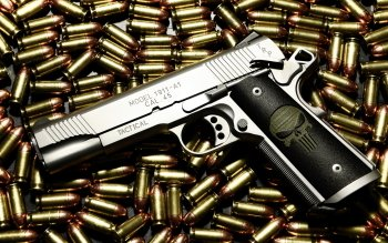 Weapons - Kimber Pistol Wallpapers and Backgrounds ID : 253086