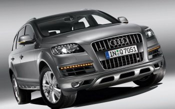 Fordon - Audi Wallpapers and Backgrounds ID : 253698