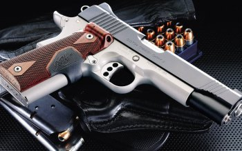 Weapons - Kimber Pistol Wallpapers and Backgrounds ID : 253896