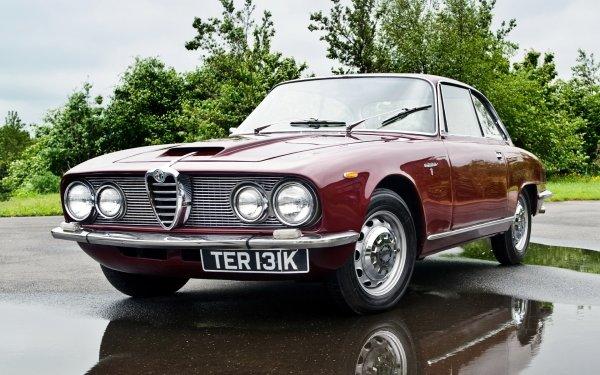 Vehicles Alfa Romeo 2600 Sprint Alfa Romeo HD Wallpaper   Background Image