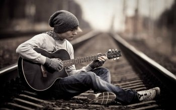 Musik - Gitar Wallpapers and Backgrounds ID : 254814