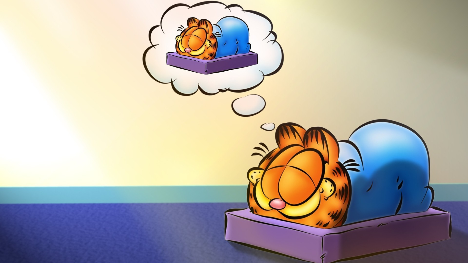 5 garfield hd wallpapers backgrounds wallpaper abyss - Garfield wallpapers for mobile ...