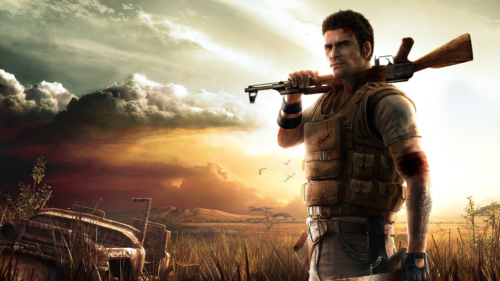 Far Cry 2 Hd Wallpaper Background Image 1920x1080 Id 255236