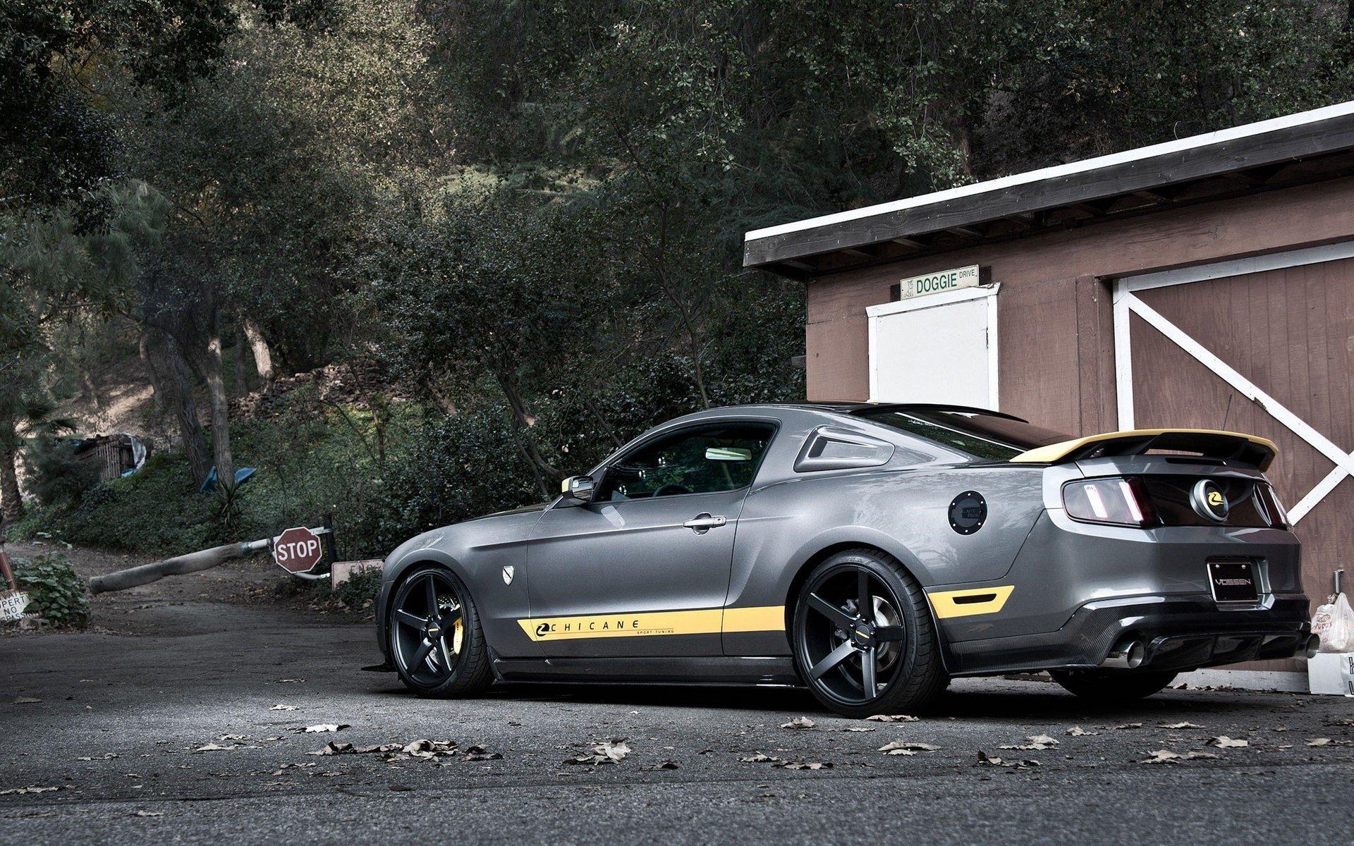 Ford mustang gt full hd fondo de pantalla and fondo de - Muscle cars wallpaper hd pack ...