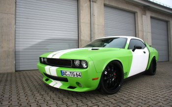 Voertuigen - Dodge Wallpapers and Backgrounds ID : 255006