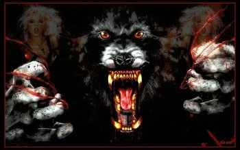 Dark - Werewolf Wallpapers and Backgrounds ID : 255226
