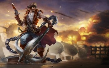 Video Game - League Of Legends Wallpapers and Backgrounds ID : 255994
