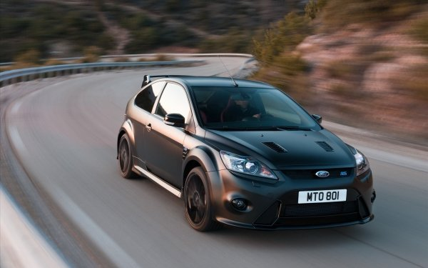 Vehicles Ford Focus RS Ford Focus RS500 HD Wallpaper   Background Image