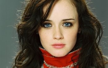 Preview Celebrity - Alexis Bledel Art