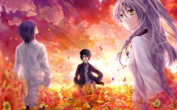 Anime Angel Beats! Kanade Tachibana Ayato Naoi Fujimaki HD Wallpaper | Background Image