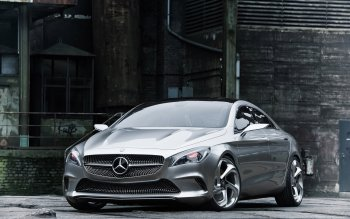 Fordon - Mercedes Wallpapers and Backgrounds ID : 257228