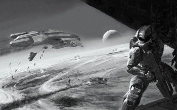 Video Game - Halo Wallpapers and Backgrounds ID : 2574