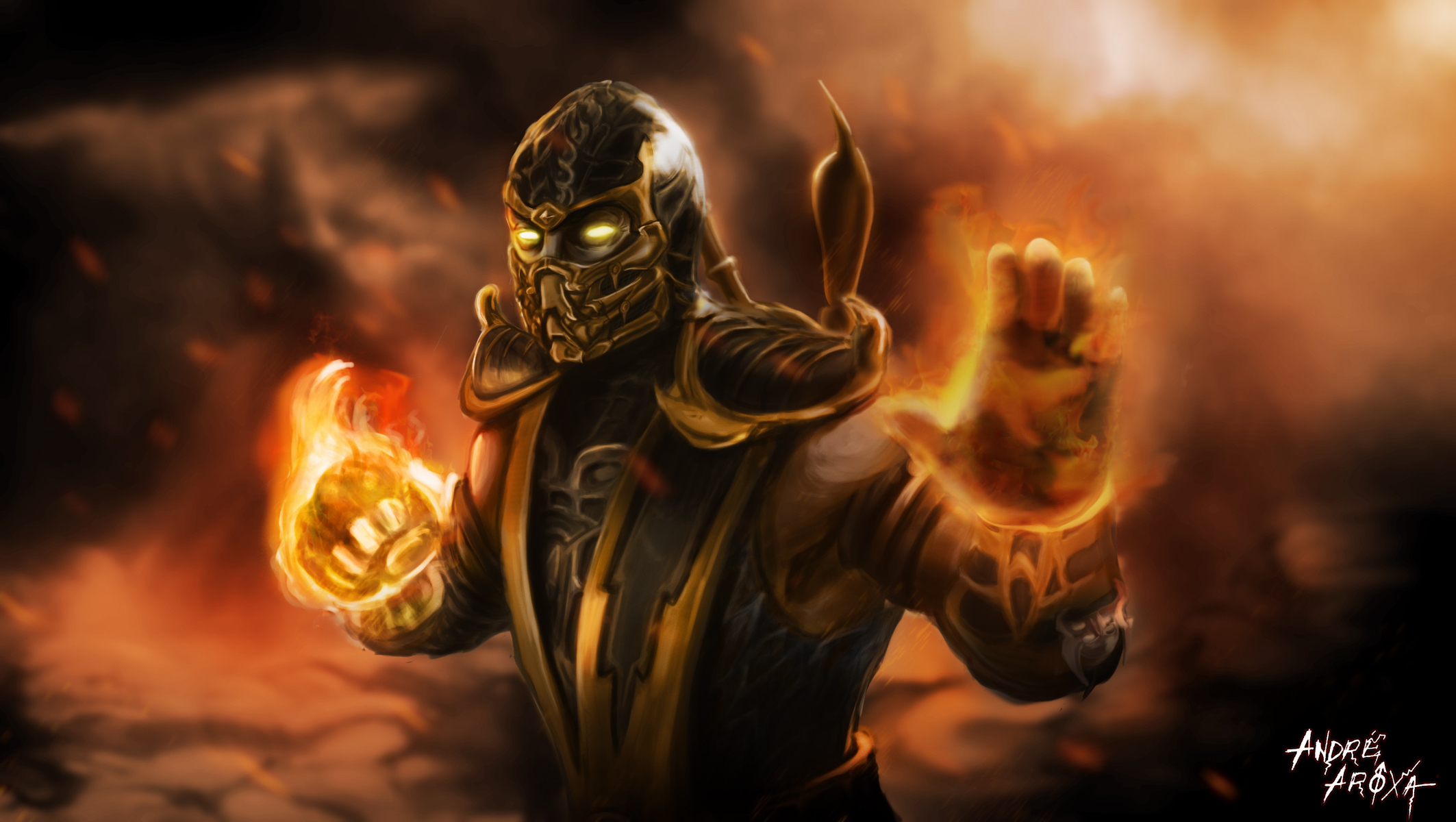 207 mortal kombat hd wallpapers | background images - wallpaper abyss