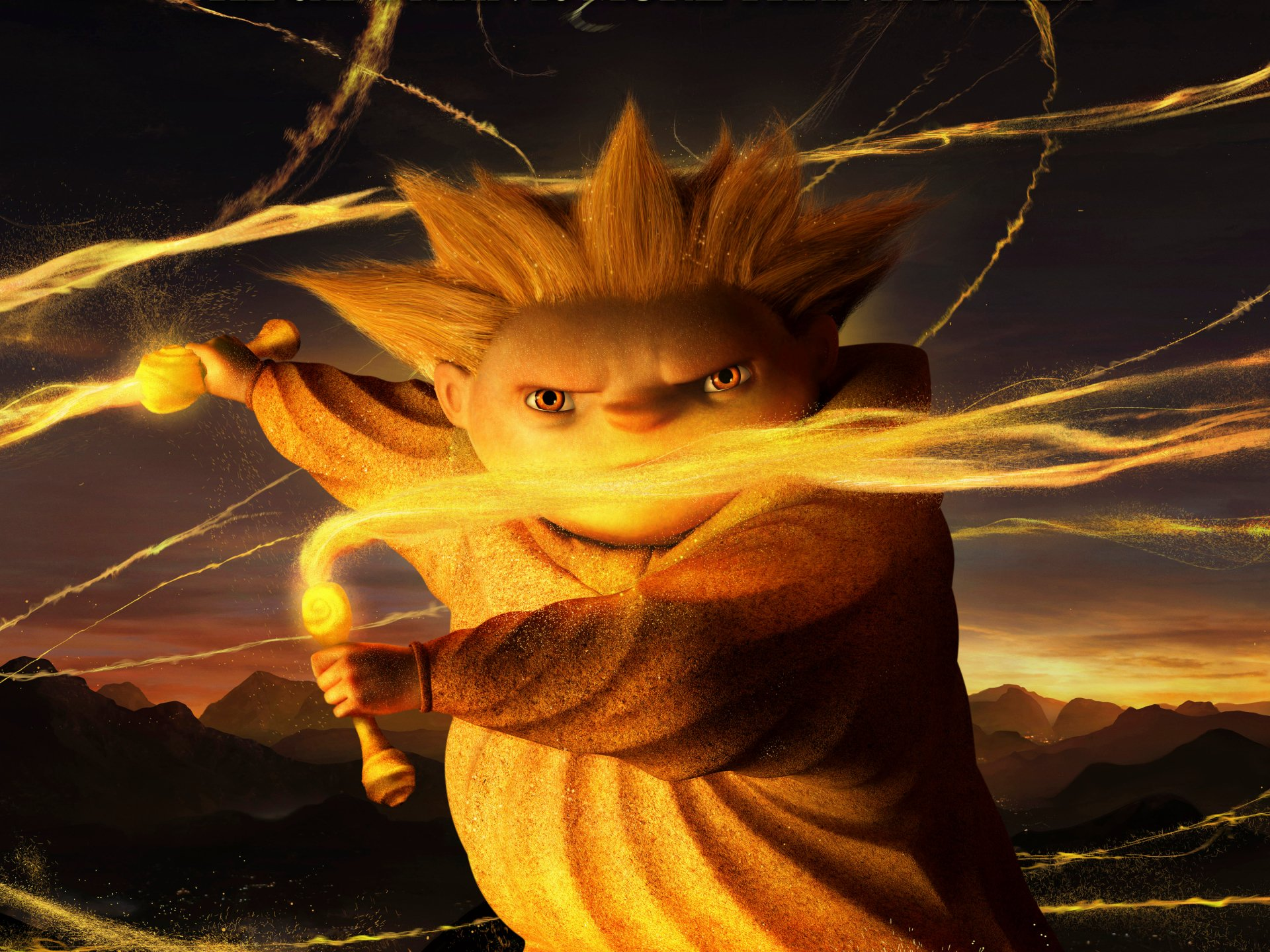 8 Sandman Rise Of The Guardians Hd Wallpapers Background